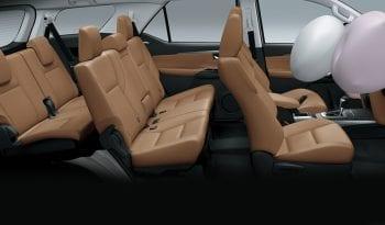 تويوتا فورتشنر GX2 4WD 2.7L 2019 ممتليء