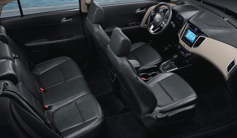 هيونداي كريتا GL 2WD 1.6L 2019 ممتليء