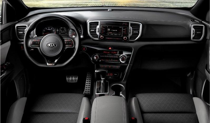 كيا سبورتاج EX 1.6 2WD GDI 2019 ممتليء