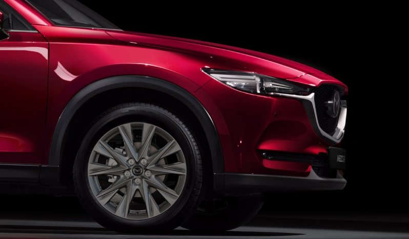 مازدا CX5 AWD 2.5L AT 2020 ممتليء