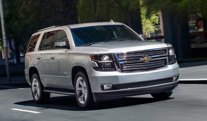 Chevrolet Tahoe LS, 5.3 L, 2WD 2019 full