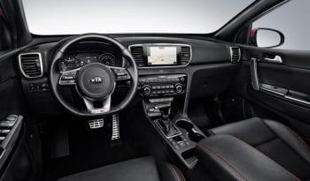 كيا سبورتاج – 2.0 L 4WD 2021 ممتليء
