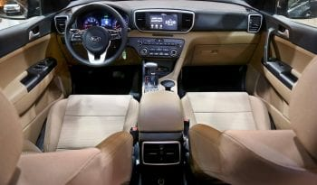 كيا سبورتاج – 2.0L 2WD 2021 ممتليء