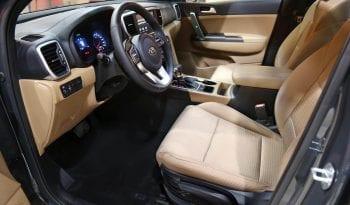 سبورتاج 1.6L 2WD 2021 ممتليء